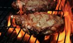Steakbuffet vom Lavagrill